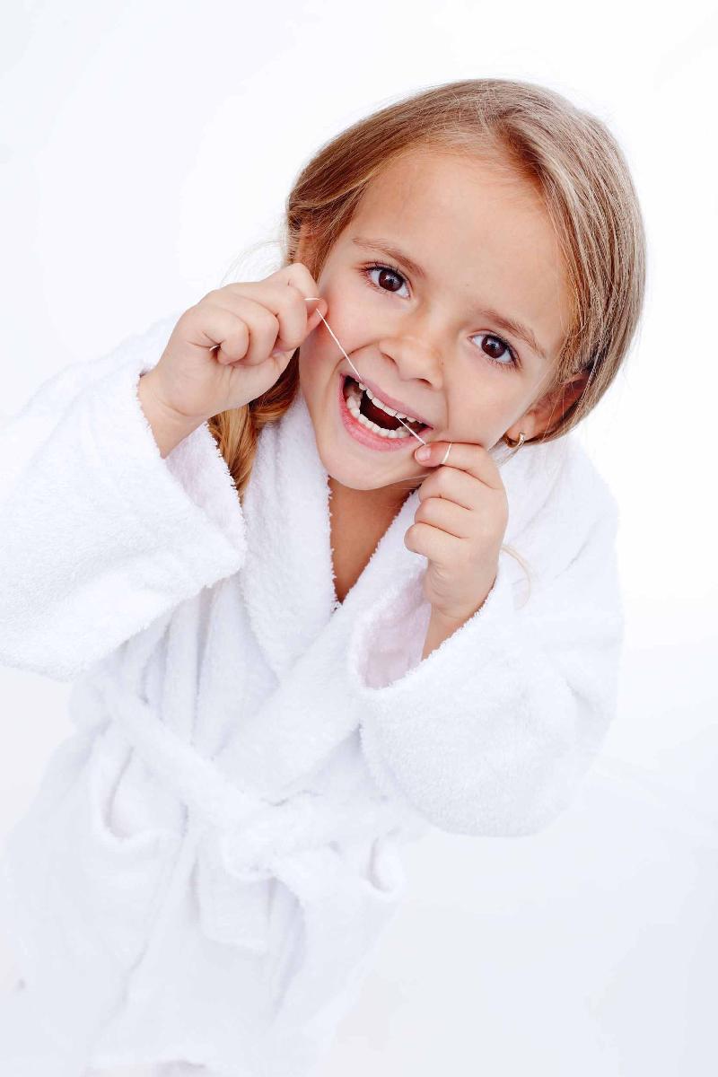 Gáspár Dental szájhigiénia szájápolás fogselyem