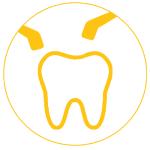 Gáspár Dental szájsebészet piezosebészet ikon