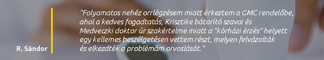 Gáspár Dental Király Krisztina páciens vélemény